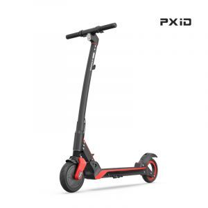 Electric Scooter Q1 red prijstechnisch electrickidscar