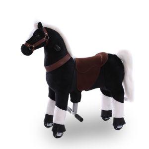 Kijana riding toy horse black small