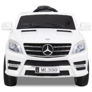 Mercedes kids car ML350 white