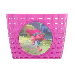 Punky plastic basket pink
