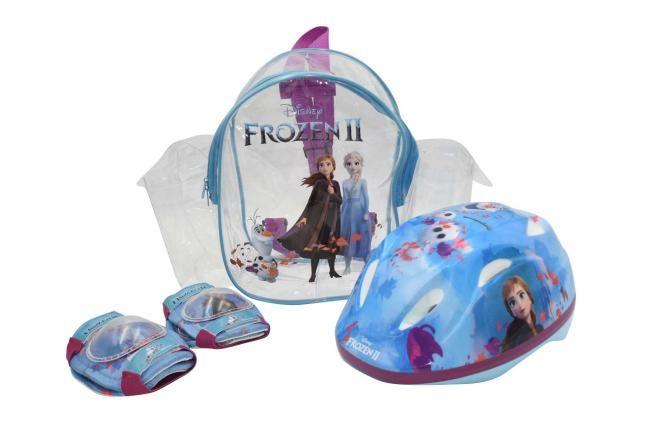 Disney Frozen 2 Protection Set - Helmet - 51-55 cm
