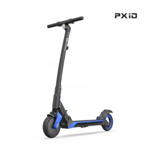Electric Scooter Q1 blue prijstechnisch electrickidscar