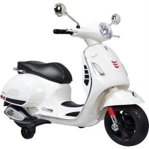 Vespa GTS child scooter white