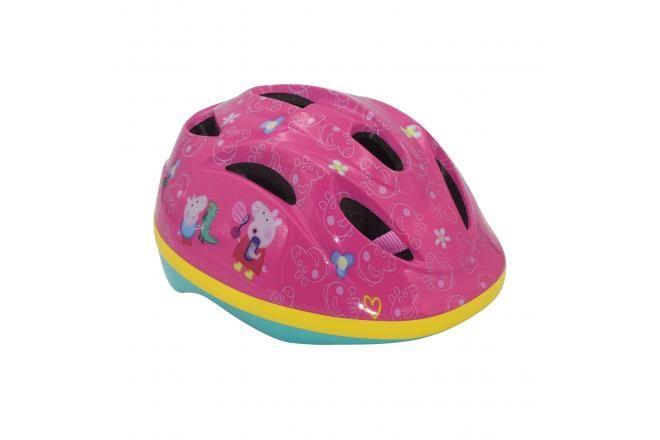 Peppa Pig Bicycle Helmet - Pink - 51-55 cm