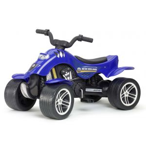 Falk Quad New Holland blue prijstechnisch electrickidscar
