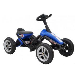 Volare Mini Go-Kart Boys and Girls Blue
