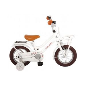 Volare Liberty kids Bicycle Girls 12 inch White 95% assembled