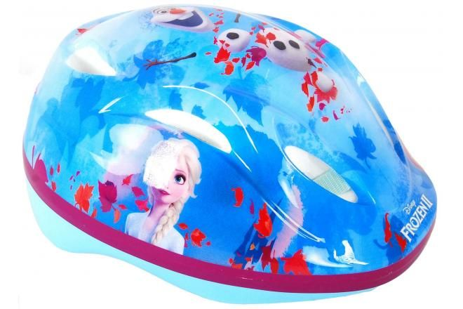 Disney Frozen 2 Girls Bicycle Helmet - Skate Helmet - 51-55 cm