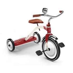 Baghera Vintage tricycle red