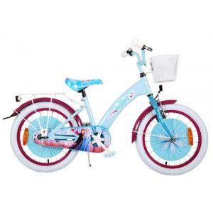 Disney Frozen 2 kids Bicycle Girls 18 inch Blue/Purple