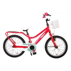 Volare Brilliant Kids Bicycle Girls 16 inch Pink 95% assembled