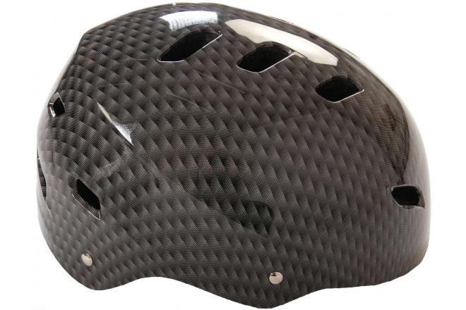 Volare Bicycle / Skate Helmet - Gray - 55-57 cm