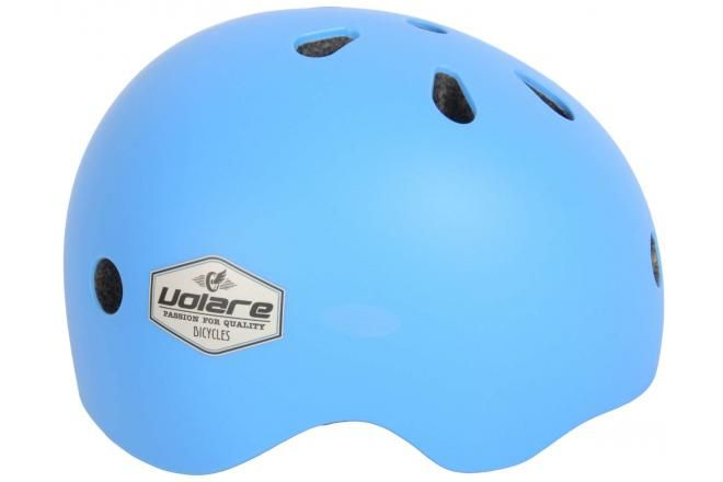 Volare Cycling Helmet Kids Blue 51-55 cm