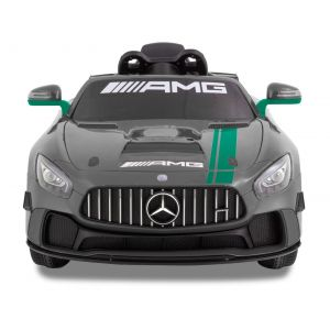 Mercedes GT4 kidscar grey front view
