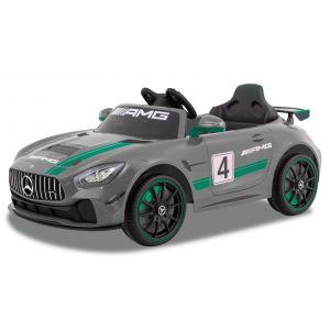 Mercedes kids car GT4 grey