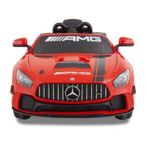 Mercedes GT4 kidscar red front view