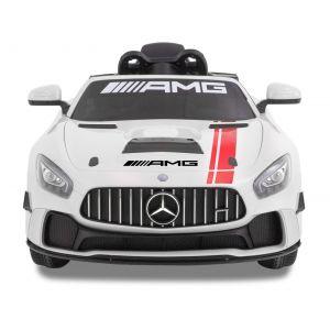 Mercedes GT4 kidscar white front view