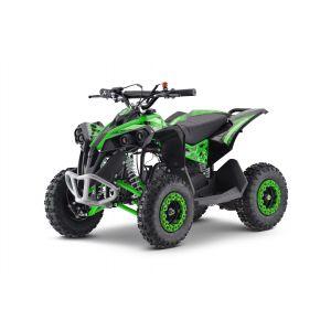 Outlaw petrol quad 110cc green