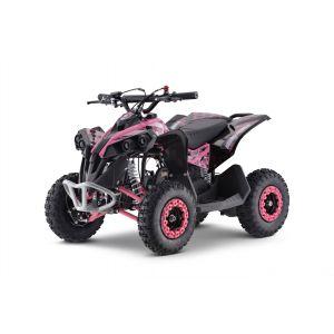 Outlaw petrol quad 110cc pink