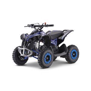 Outlaw petrol quad 110cc blue