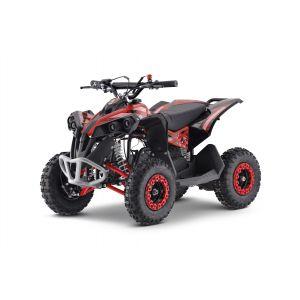 Outlaw petrol quad 110cc red