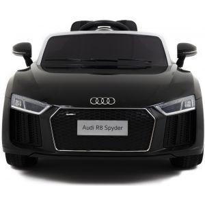 Audi kidscar R8 black front view