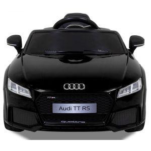 Audi TT RS kidscar black front view quattro