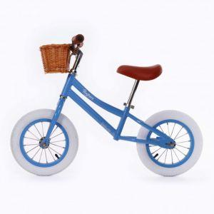 Baghera balance bike Vintage blue