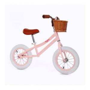 Baghera balance bike Vintage pink