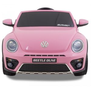 VW electric kids car Dune Beetle pink