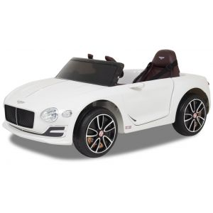 Bentley kids car Continental white