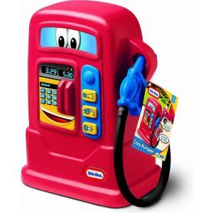 Little tikes cozy tankstation