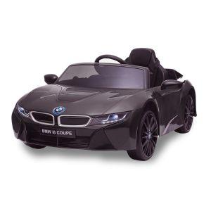 BMW elektrische kinderauto I8 zwart