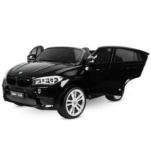 BMW electric kids car X6M black 2-seat
