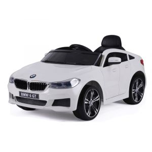 BMW electric children's car 6-series GT white