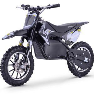 Kijana outlaw dirt bike 500W 9.0AH black - green