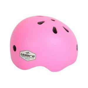 Volare Cycling Helmet - Kids - Pink - 45-51 cm