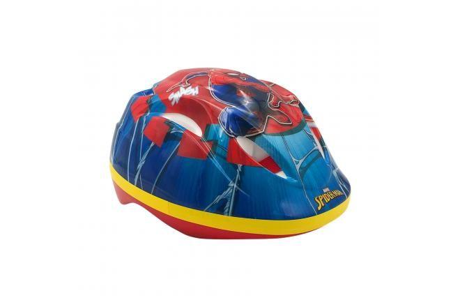 Marvel Spiderman Bicycle Helmet - Blue Red - 51 - 55 cm