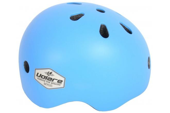 Volare Cycling Helmet Kids Blue 45-51 cm