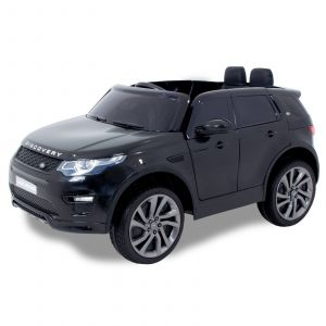 Land Rover kids car Discovery black