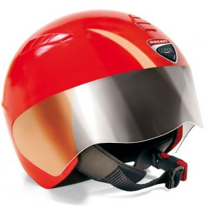 Peg Perego kids helmet red Ducati