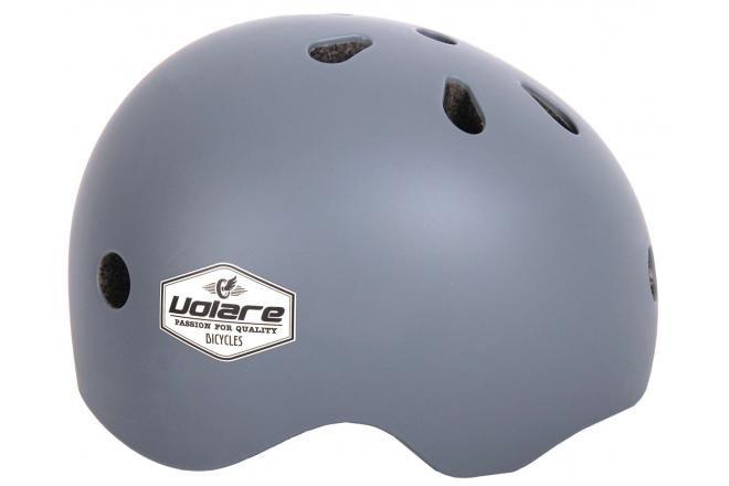 Volare Cycling Helmet Kids Gray 51-55 cm