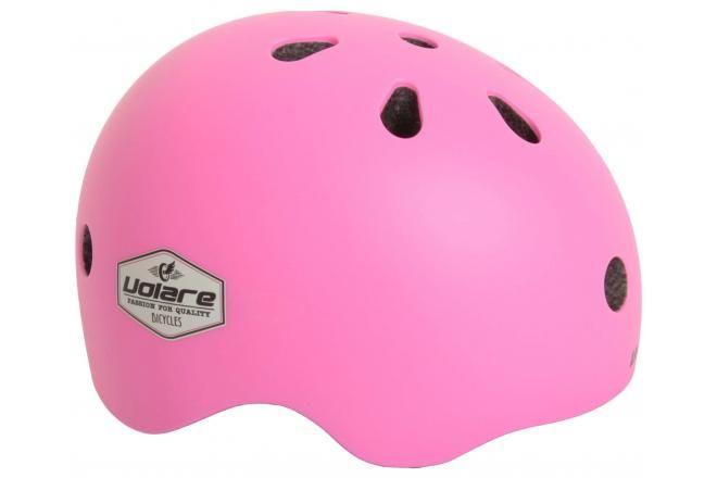 Volare Bicycle Helmet - Kids - Pink - 51-55 cm