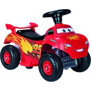 Feber electric ride-on car McQueen 6v