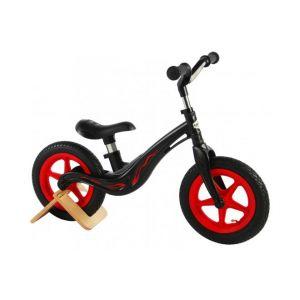 Volare Magnesium Balance Bike Boys and Girls 12 inch Black