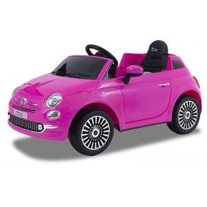 Fiat kids car 500 pink