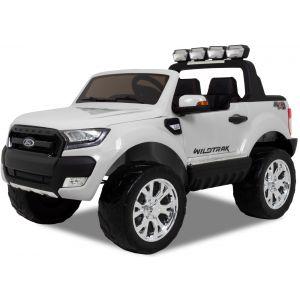 Ford kids car Ranger white