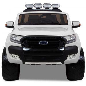 Ford Ranger kidscar white front view
