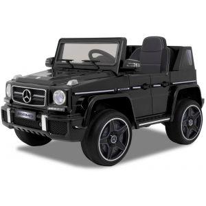 Mercedes kids car G63 convertible black