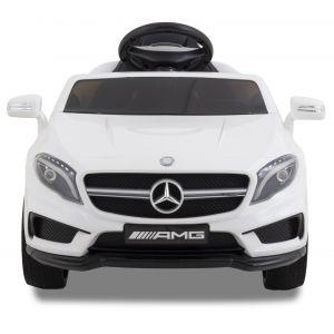 Mercedes GLA45 AMG kidscar white prijstechnisch outdoortoys4kids
